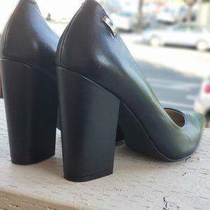 Calvin Klein Leather Heels